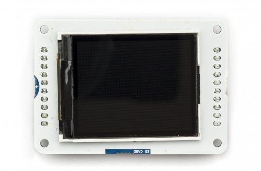 Arduino LCD Screen LCD、OLED字符和数字 Arduino 0.00