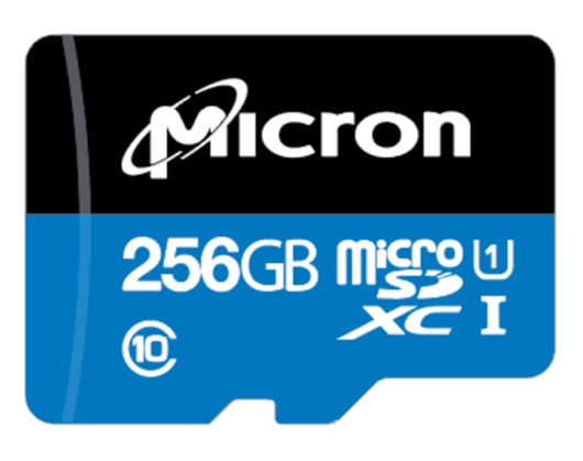 MTSD256AHC6MS-1WT 存储卡 Micron Technology Inc 0.00