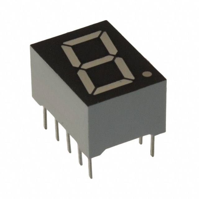 LA-401VN LED字符与数字 Rohm Semiconductor 12.76769