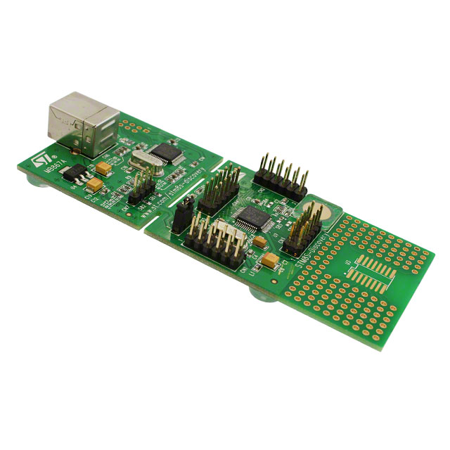 STM8S-DISCOVERY 评估板-嵌入式-微控制器、数字信号处理器 STMicroelectronics 64.52301