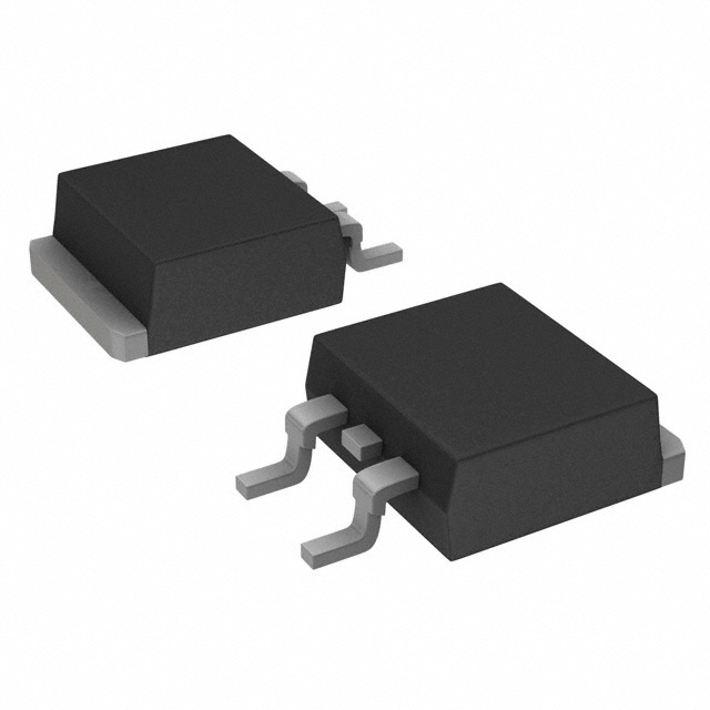 VND5N07-E MOSFET、电桥驱动器-内部开关 STMicroelectronics 12.656